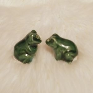 Trippy Queen Other - Cute Frog Salt & Pepper Shakers